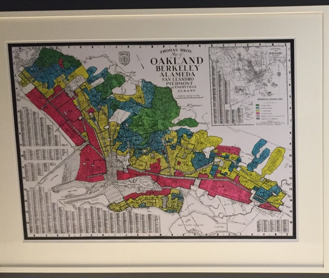 redlining-map-of-oakland